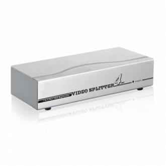 MULTIPLEXOR SPLITTER VGA 4 MONITORES