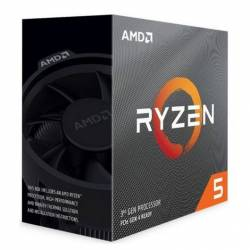 MICROPROCESADOR AMD AM4 RYZEN 5 3600X 4.4GHz 8C 36MB