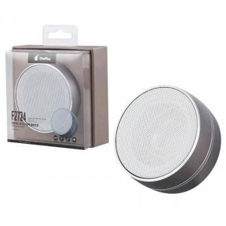 ALTAVOZ MINI BLUETOOTH F2724 MIRROR FM MICROSD AUX GRIS