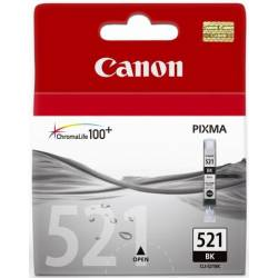 CANON CLI521BK MP540-620/IP3600-4600 NEGRO