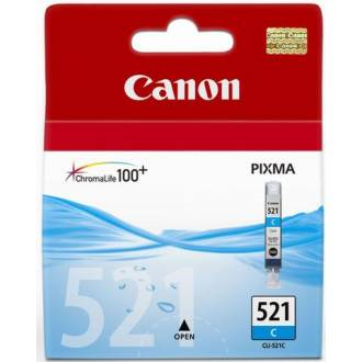 CANON CLI521C MP540-620/IP3600-4600 CYAN - 535 pág.