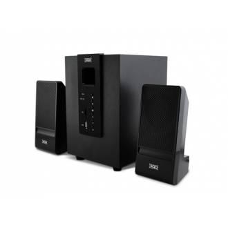 3GO ALTAVOCES PC 2.1 Y650 BLUETOOTH / SD / FM / AUX / NEGRO