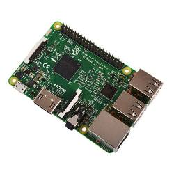 RASPBERRY PI 3 TIPO B ARMV8 QC 1GB RAM VIDEOCORE IV 3D BT 4.1 4XUSB HDMI WIFI LAN MICROSD