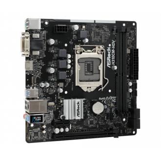 PLACA BASE 1151 ASROCK H310CM-HDV 2*DDR4 VGA/DVI/HDMI