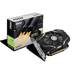 TARJETA GRAFICA MSI GEFORCE GTX 1050Ti 4GB OC 1*DP 1*HDMI 1*DVI-D