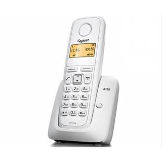 GIGASET TELEFONO INALAMBRICO BLANCO