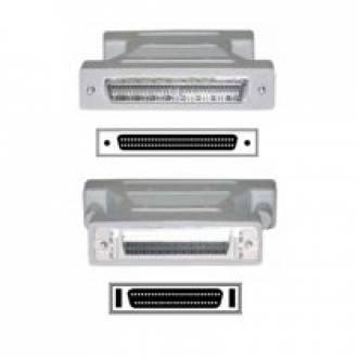 ADAPTADOR SCSI 68 HPDB MACHO ---> 50 HPDB HEMBRA (C-15)