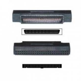 ADAPTADOR SCSI INTERNO 50 IDC HEMBRA ---> 68 HPDB MACHO (C-14)
