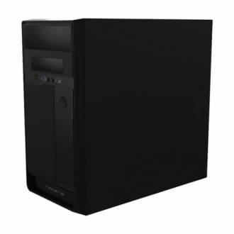 TACENS CAJA ATX ANIMA AC016 - 1x 5.25 / 4x 3.5 / 1x SSD/HDD - VGA MAX.250MM - 2x USB 2.0 - AU