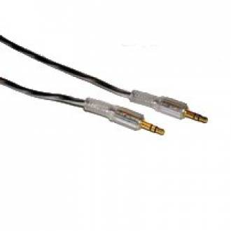 CABLE AUDIO-VIDEO 2XSTEREO 3.5 mm MACHO ---> MACHO HQ 2 Mts.