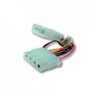 CABLE ADAPTADOR ALIMENTACION 4 Pin (MOLEX) ---> 3 Pin VENTILADOR