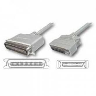 CABLE SCSI-2 HALF PITCH 50 D-SUB CENTRONIC MACHO ---> MACHO DE 1,8 Mts. (C-8)