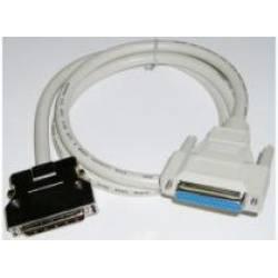 CABLE SCSI-2 HALF PITCH 50 D-SUB MACHO ---> 25 D-SUB HEMBRA DE 0.9 Mts. (C-4-13)