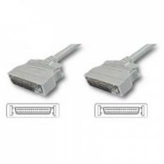 CABLE SCSI-2 HALF PITCH 50 D-SUB MACHO ---> MACHO DE 1.8 Mts. (C-8)