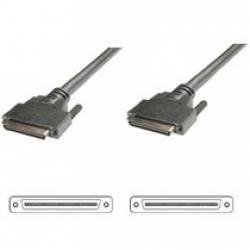 CABLE SCSI- V 0,8 MM PITCH 68 VHDC MACHO ---> MACHO DE 1.8 M (C-13)