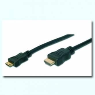 CABLE HDMI TIPO A MACHO ---> MINI HDMI C MACHO DE 3 Mts.