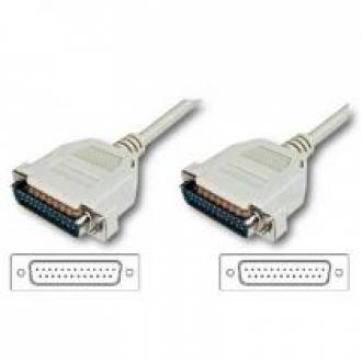 CABLE INTERLINK/LAPLINK DB 25 MACHO ---> MACHO DE 10 Mts. (C-7)