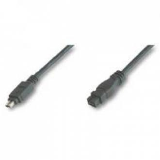 CABLE FIREWIRE 800 IEEE 1394B 9 MACHO ---> 4 MACHO DE 1.8 M. (C-11)