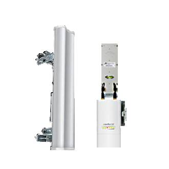 UBIQUITI AIRMAX ANTENA SECTORIAL 120º 3GHz MIMO 18 dBi PARA ROCKET M3 Y M365