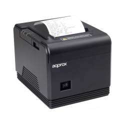 APPROX IMPRESORA TICKETS TERMICA USB SERIE NEGRA