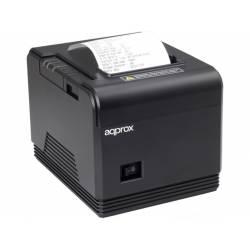 APPROX IMPRESORA TICKETS TERMICA USB/RS232/RED - 80MM NEGRA