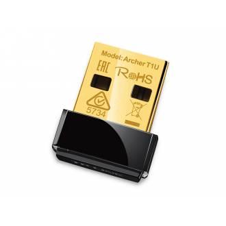 TP-LINK ADAPTADOR USB WIFI 433 MBPS NANO 5GHZ