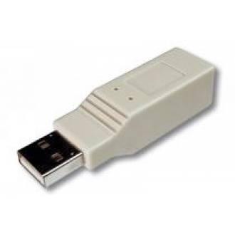 ADAPTADOR USB A MACHO --> B HEMBRA