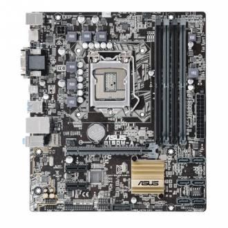 PLACA BASE ASUS 1151 VGA/DVI/HDMI SATA3 USB3 DDR4