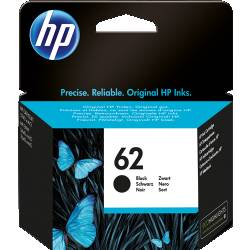 HP Nº 62 ENVY 5640, OfficeJet 5740 NEGRO 200PAG.