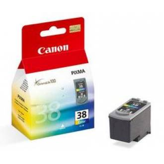 CANON PIXMA IP1800 - IP2500 - IP2600 COLOR Nº 38