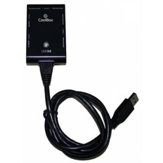 LECTOR TARJETAS EXTERNO USB 3.0