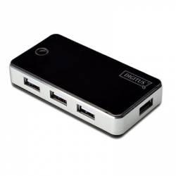 DIGITUS HUB 7 PUERTOS USB 2.0