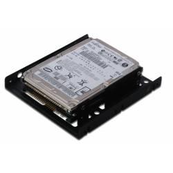 DIGITUS SOPORTE BRACKET ADAPTADOR DE FORMATO 2.5 A 3.5 PARA DISCO DURO SSD