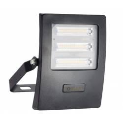 FOCO LED SMD ROBLAN NEGRO / 10W / 6500K / LUZ DIA / 950LM / 190-250V / IP65