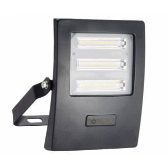 FOCO LED SMD ROBLAN NEGRO / 50W / 6500K / LUZ DIA / 4750LM / 190-250V / IP65