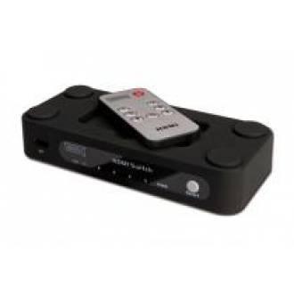 DIGITUS CONMUTADOR HDMI DE 5 PUERTOS VIDEOSELECTOR