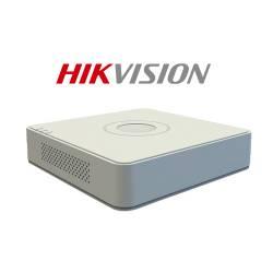 HIKVISION DVR VIDEOGRABADOR 4 CANALES VGA D1 1280*720p/25FPS