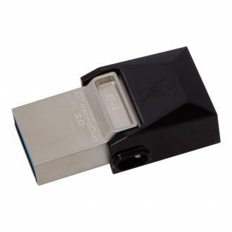 KINGSTON PEN DRIVE 64GB USB 3.0 MICRO DUO (USB Y MICRO USB OTG)