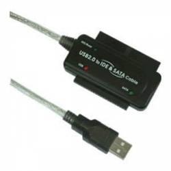 MINI ADAPTADOR USB IDE SERIAL ATA