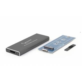 GEMBIRD CAJA EXTERNA DISCO DURO M.2 USB 3.0