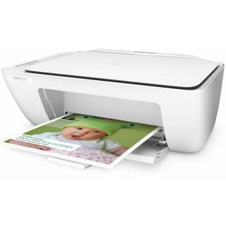 IMPRESORA MULTIFUNCION HP TINTA COLOR DeskJet 2130 - 20/16 PPM