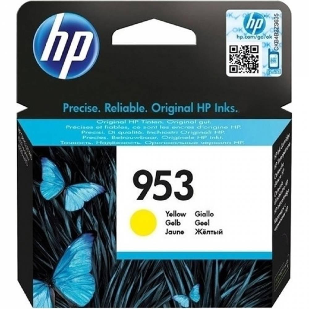 HP Nº 953 OfficeJet PRO 8710 AMARILLO