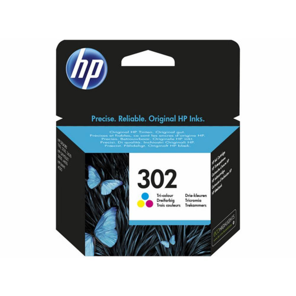 HP Nº 302 DeskJet 1110/2130/3630 COLOR