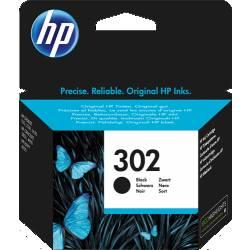 HP Nº 302 DeskJet 1110/2130/3630 NEGRO