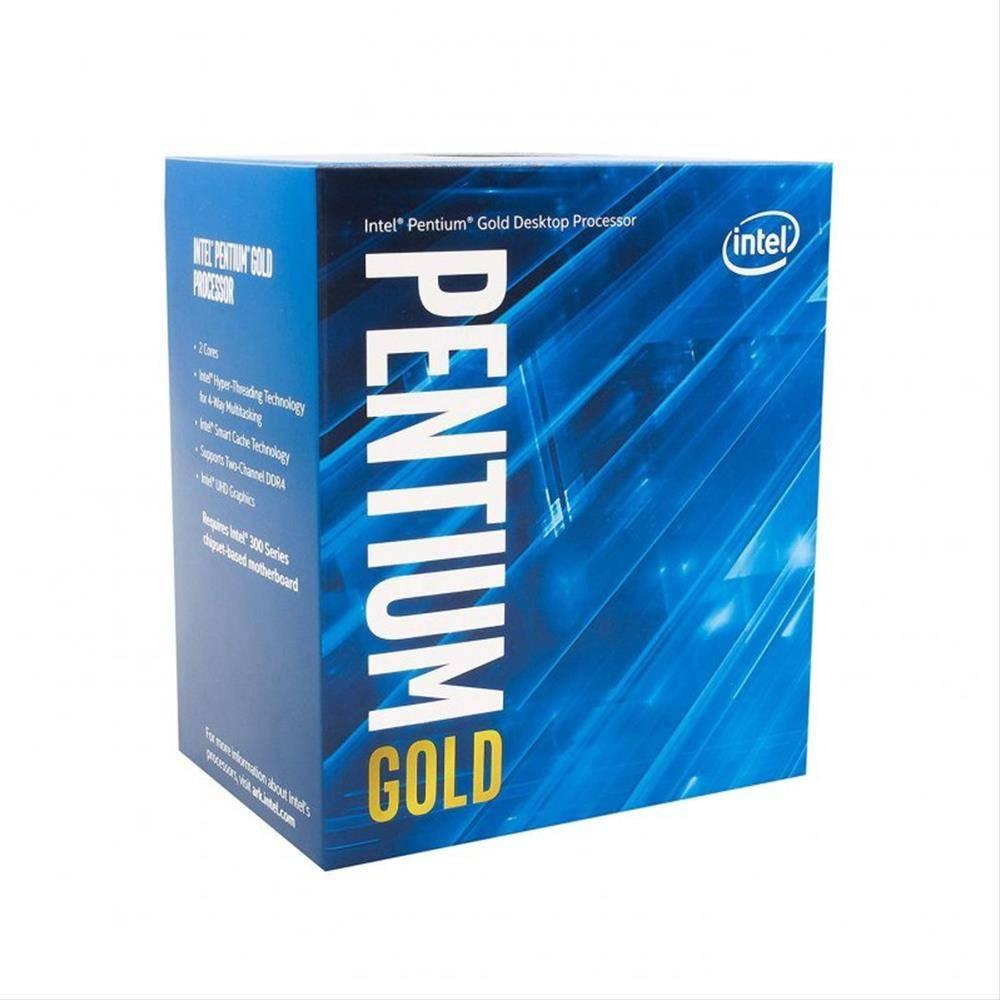 PROCESADOR INTEL 1200 PENTIUM GOLD G6500 4MB