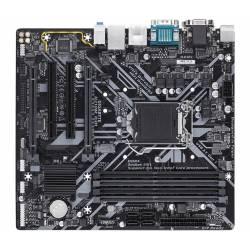PLACA BASE GIGABYTE 1151 CF H310M D3H 4*DDR4 VGA HDMI DVI DP SERIE