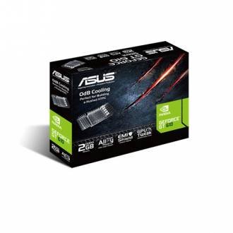 TARJETA GRAFICA ASUS GT610 2GB DDR3 PCI-EXPRESS DVI/HDMI