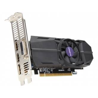 GIGABYTE GEFORCE GTX 1050 Ti OC 4GB DVI-D HDMI DP LP