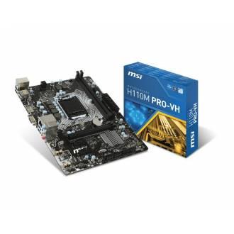 PLACA BASE 911-7996-038 MSI H110M PRO-VH S1151 MATX 2*DDR4 VGA HDMI