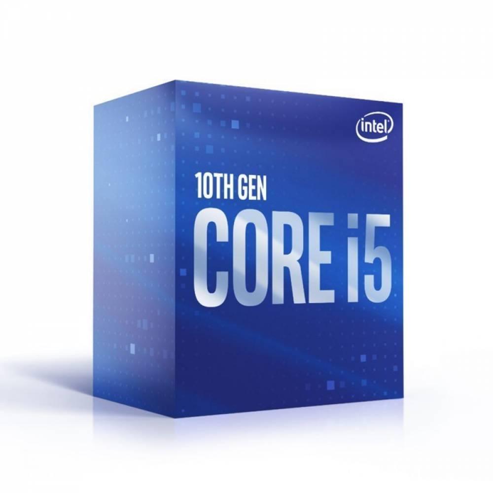 PROCESADOR INTEL 1200 I5-10400F 2.9Ghz 12MB / NO VGA